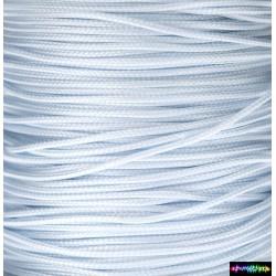 Wax Cord 1 mm Neonweiß