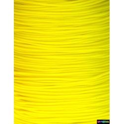 Wax Cord 1 mm Neongelb
