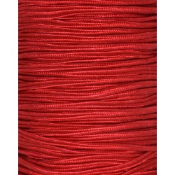 Kosa Nylon Cord 2 mm Rot