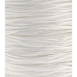 Kosa Nylon Cord 2 mm Weiss