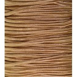 Kosa Nylon Cord 2 mm Gold