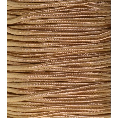 Kosa Nylon Cord 2 mm Gold