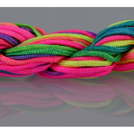 Nylon Micro Cord 2 mm Multicolor