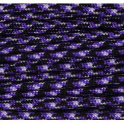 Paracord 220 - violett camo