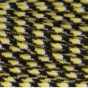 Paracord 220 - schwarz-gelb camo