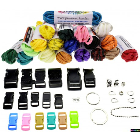 Paracord Set 1.1
