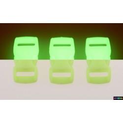 Fluoreszierende Verschluss