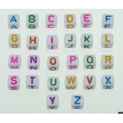 Acryl Buchstaben weiß