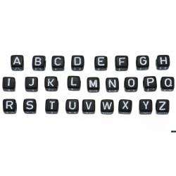 Acryl Buchstaben schwarz