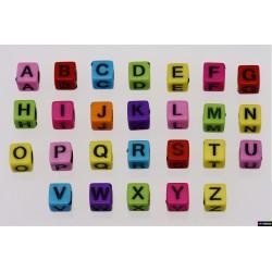 Acryl Buchstaben Color Mix