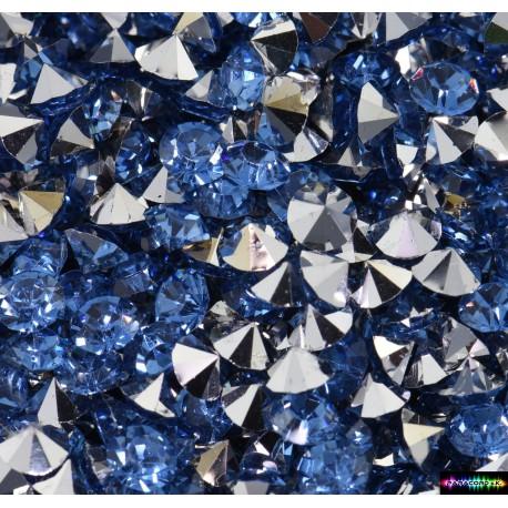 3 mm Kunnst Diamant aus Acryl 0,7g