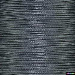 Wax Cord 1 mm Gungrey