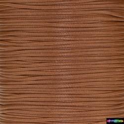 Wax Cord 1 mm Sepia
