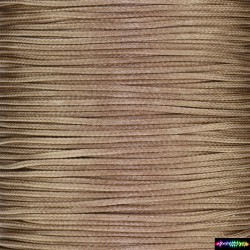 Wax Cord 1 mm Champagne