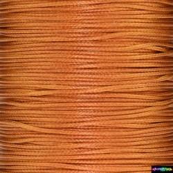 Wax Cord 1 mm Orang-gelb