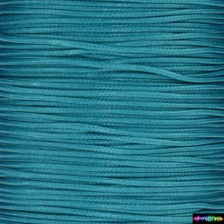 Wax Cord 1 mm Skyblau