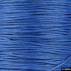 Wax Cord 1 mm RoyalBlue3