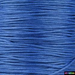 Wax Cord 1 mm RoyalBlue3