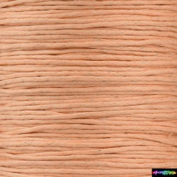 Wax Cord 1 mm Tan1