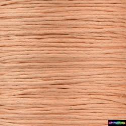 Wax Cord 1 mm Tan1