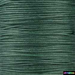 Wax Cord 1 mm PaleGreen4