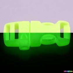 Fluoreszierende Verschluss mit Pfeife