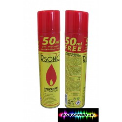 300ml Butan Feuerzeuggas Gas