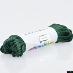 20 Meter Nylon Microcord 2 mm Grassgrün