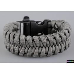 Armband Elka Graphitgrau