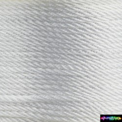 12 Meter Polyescord 2 mm Weiss
