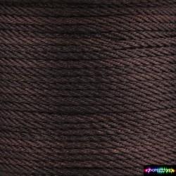 12 Meter Polyescord 2 mm Braun