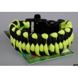Armband HigloCam-2- schwarz-neongrün