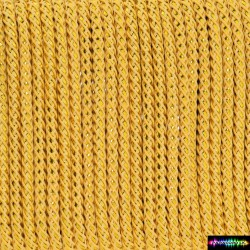 12 Meter Polyesgold 3 mm - Gelb