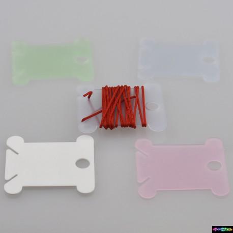 Fadenspulen Spule aus Plastik