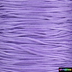 Nylon Kumihcord 1,5 mm Lila