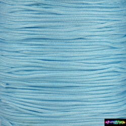 Nylon Kumihcord 1,5 mm Aquamarin
