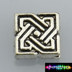 Beads Charms aus Metall - Ornament -