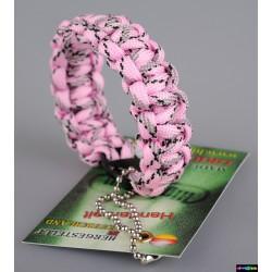 Armband Basic Rosa Camo
