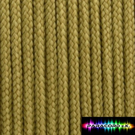 Paracord 220 - Dunkelgold