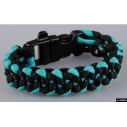 Armband HigloCam-3 schwarz - türkis