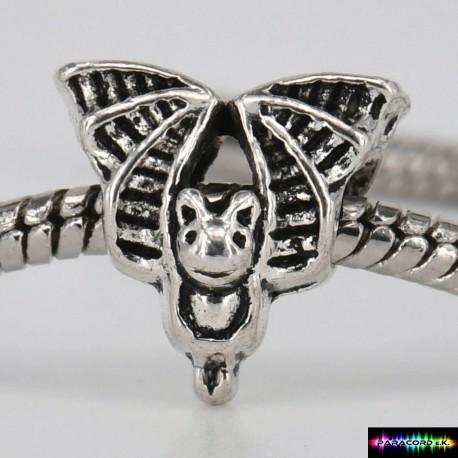 Beads Tibet Charms aus Metall - Fledermaus -
