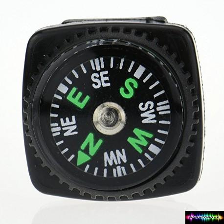 Kompass aus Plastik