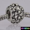 Zylinder Tibet Charms aus Metall 11*8,7 mm