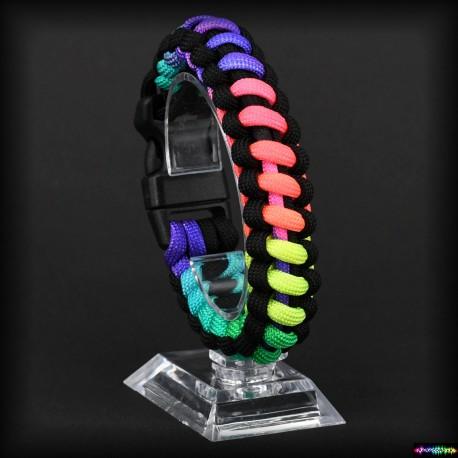Armband Outbasic - Schwarz - Multi -