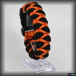 Armband Basic VV - Orang - Schwarz -