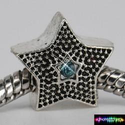 Charms European Beads mit Stein