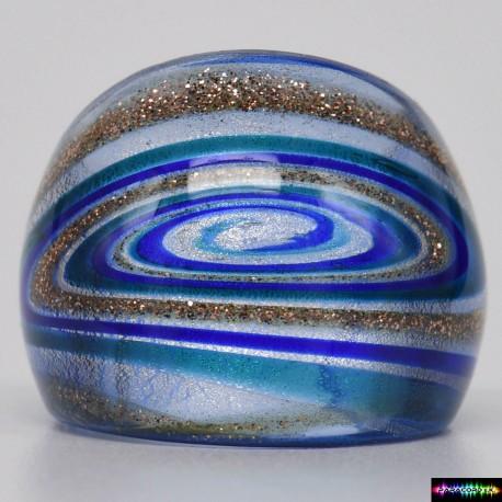 Paracord ® Ring aus Glas M15