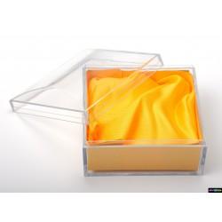 Geschenk-Verpackung Klar aus Plastikglas