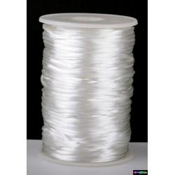 Nylon Cord 2,5 mm weiß