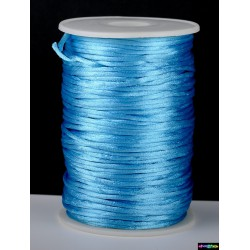 Nylon Cord 2,5 mm skyblau